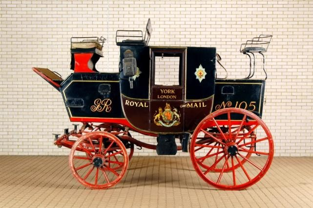 Royal Mail coach