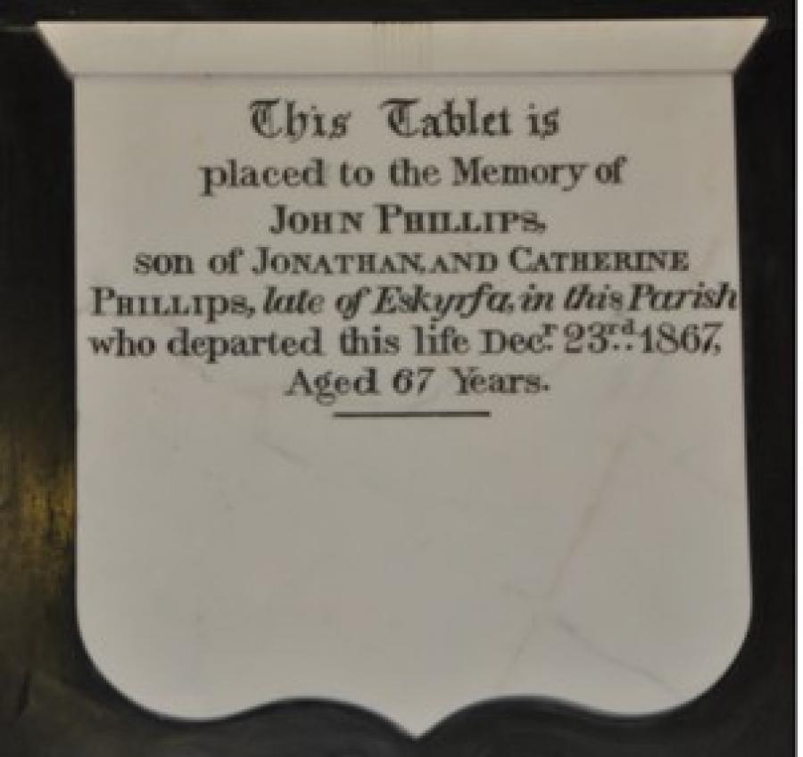 John Philipps (1801-1867)